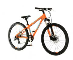 Squish 24 MTB Orange Bike